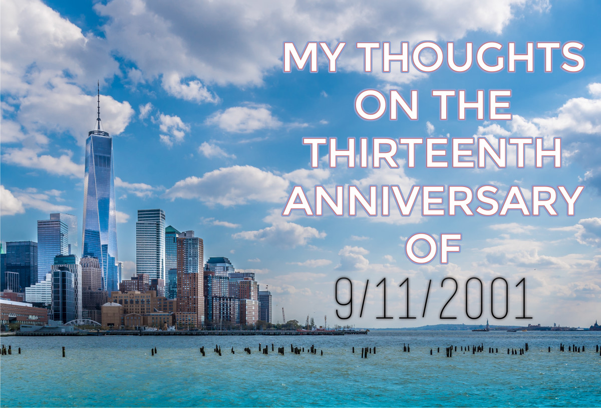 Miss American Made Thoughts on September 11th
