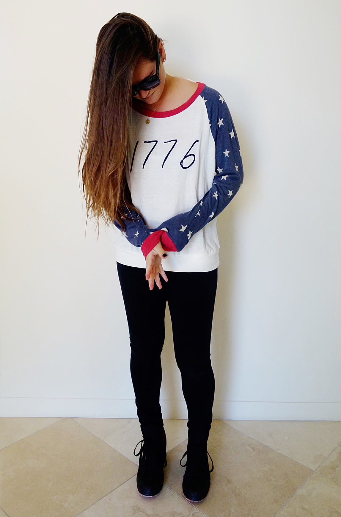 1776 shirt. Show your American pride!