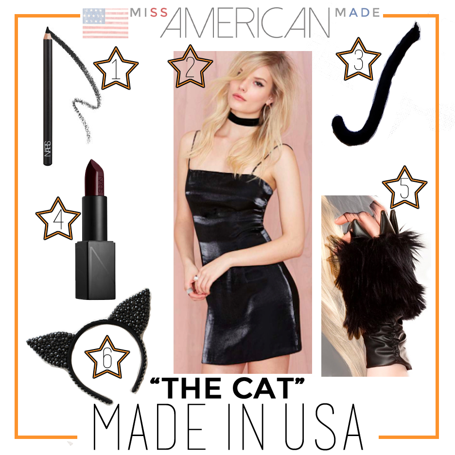 CAT costume Made In USA