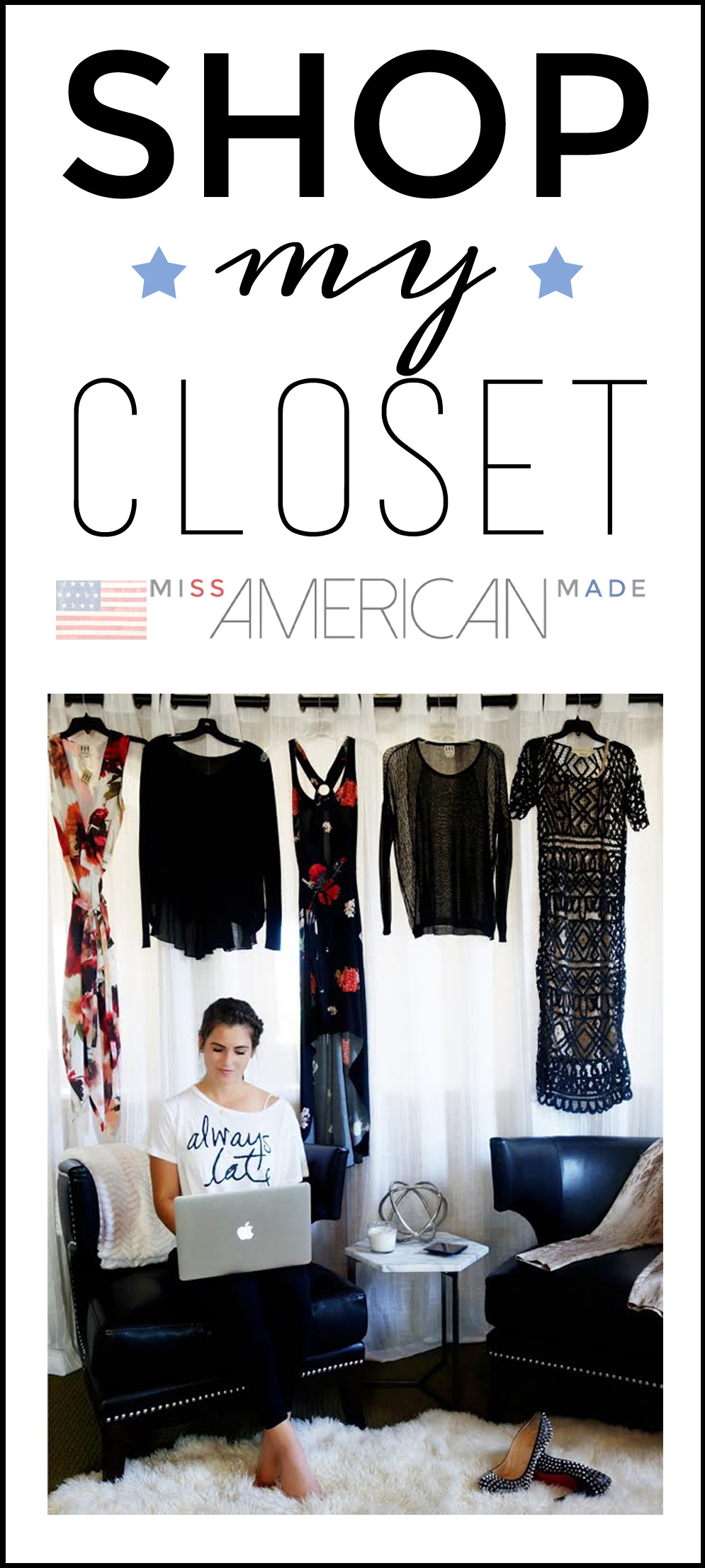 Shop My Closet And Make Money Off Your Own!