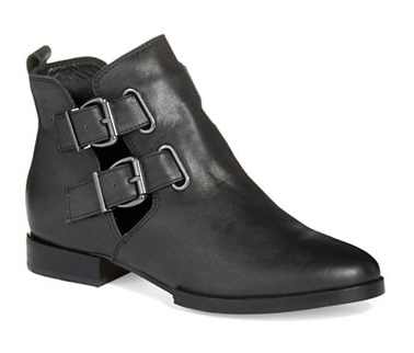 Truffle leather boots by Modern Vice on Miss American Made's boots list