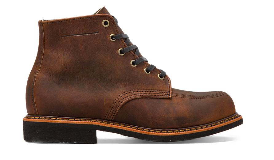 Broken Homme Men's boots made in USA. On Miss American Made's wants and needs list
