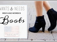 Weekly Wants & Needs: The American Made Boot Game Is SERIOUS