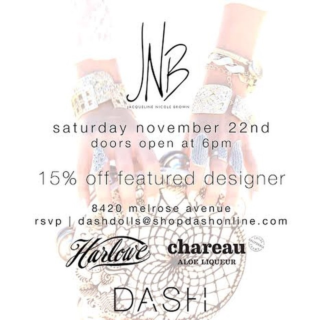 JNB Jewelry Party at DASH Boutiques, Kardashian approved!