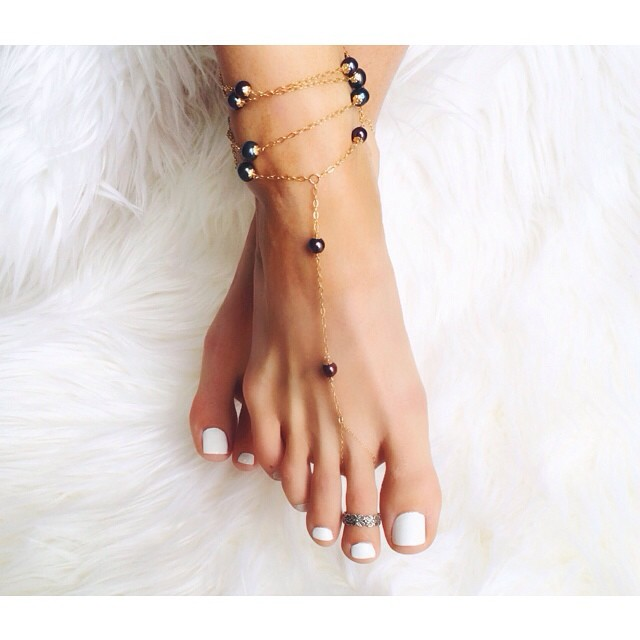 Ariel Anklet by JNB Style