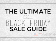 The ULTIMATE PRE BLACK FRIDAY SHOPPING GUIDE