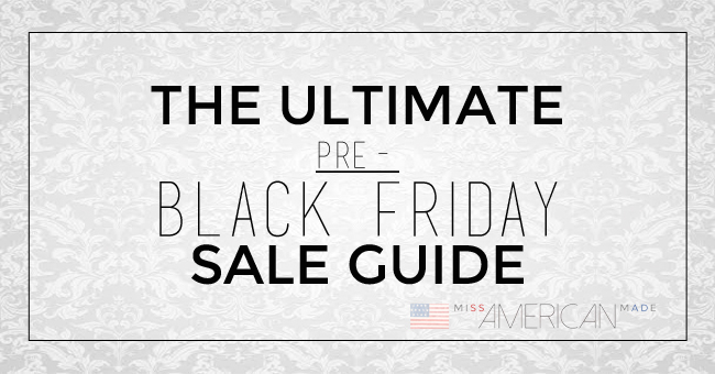 PRE BLACK FRIDAY SALES! Happening now!! Shop away!