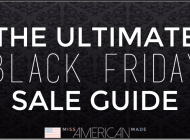 The ULTIMATE BLACK FRIDAY SALE GUIDE