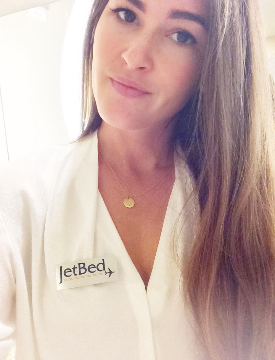 National Business Aircraft Association Convention: JetBed