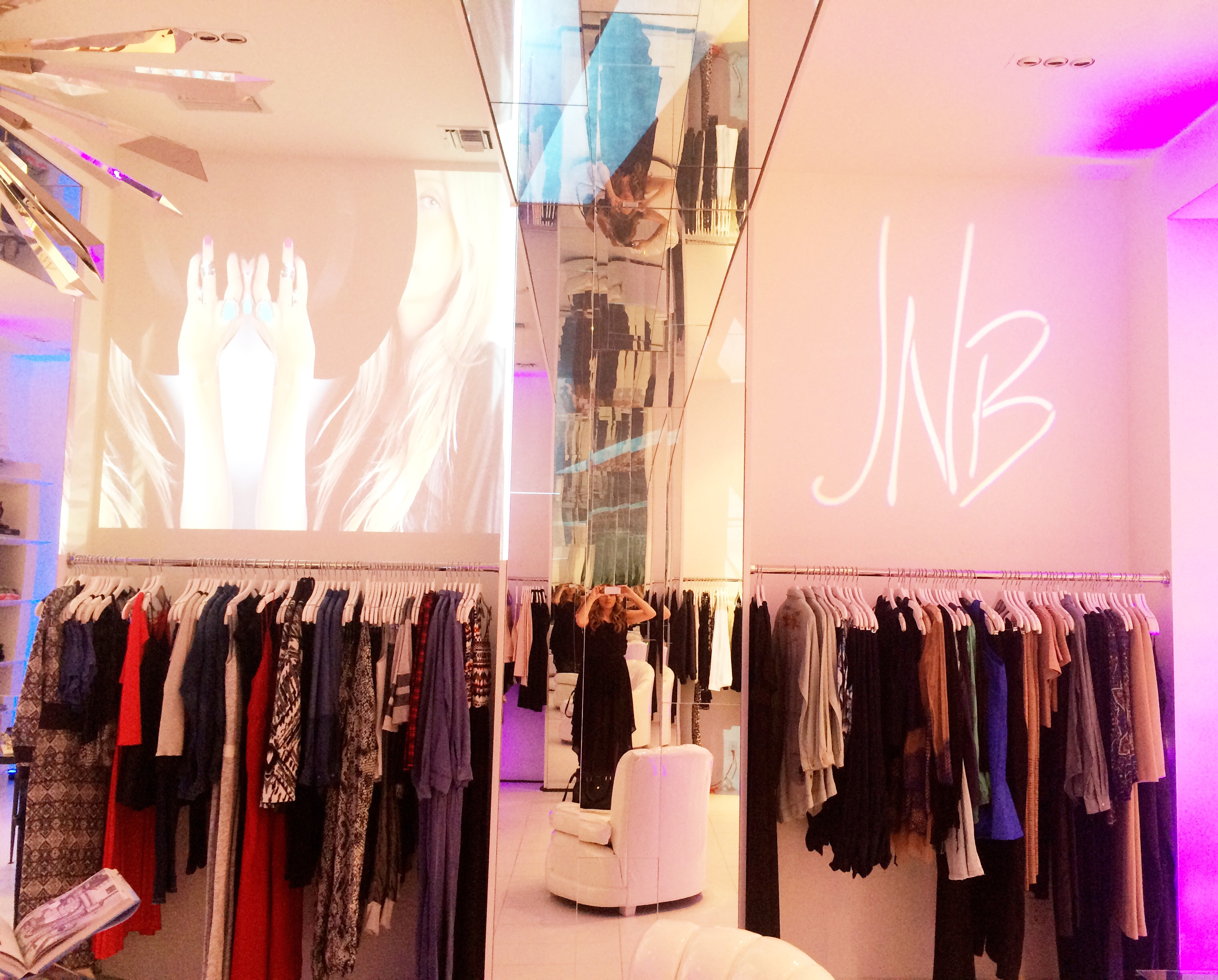 JNB Style party at DASH boutique