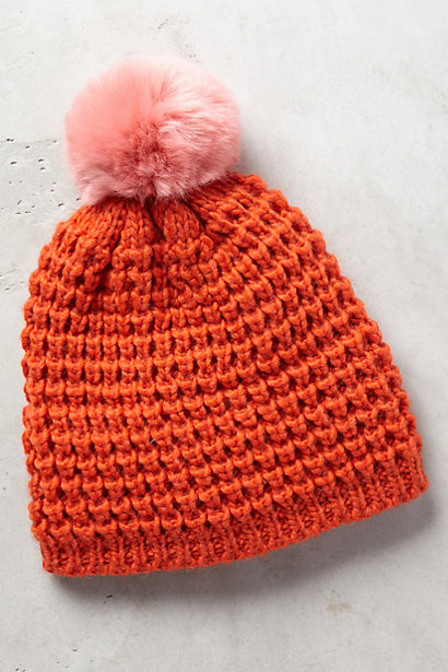 Adorable beanie, made in USA, under 50 bucks, CYBER MONDAY deal