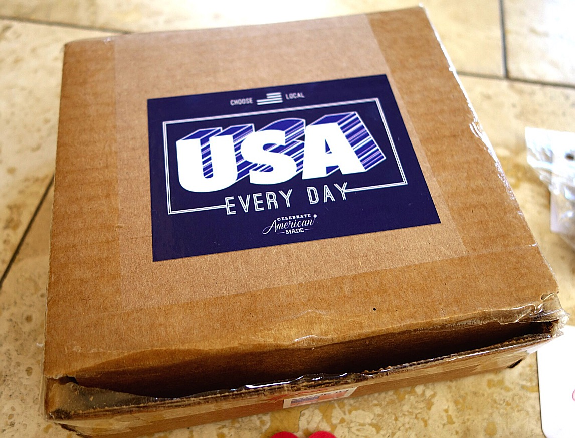 Celebrate American Made Every Day Box