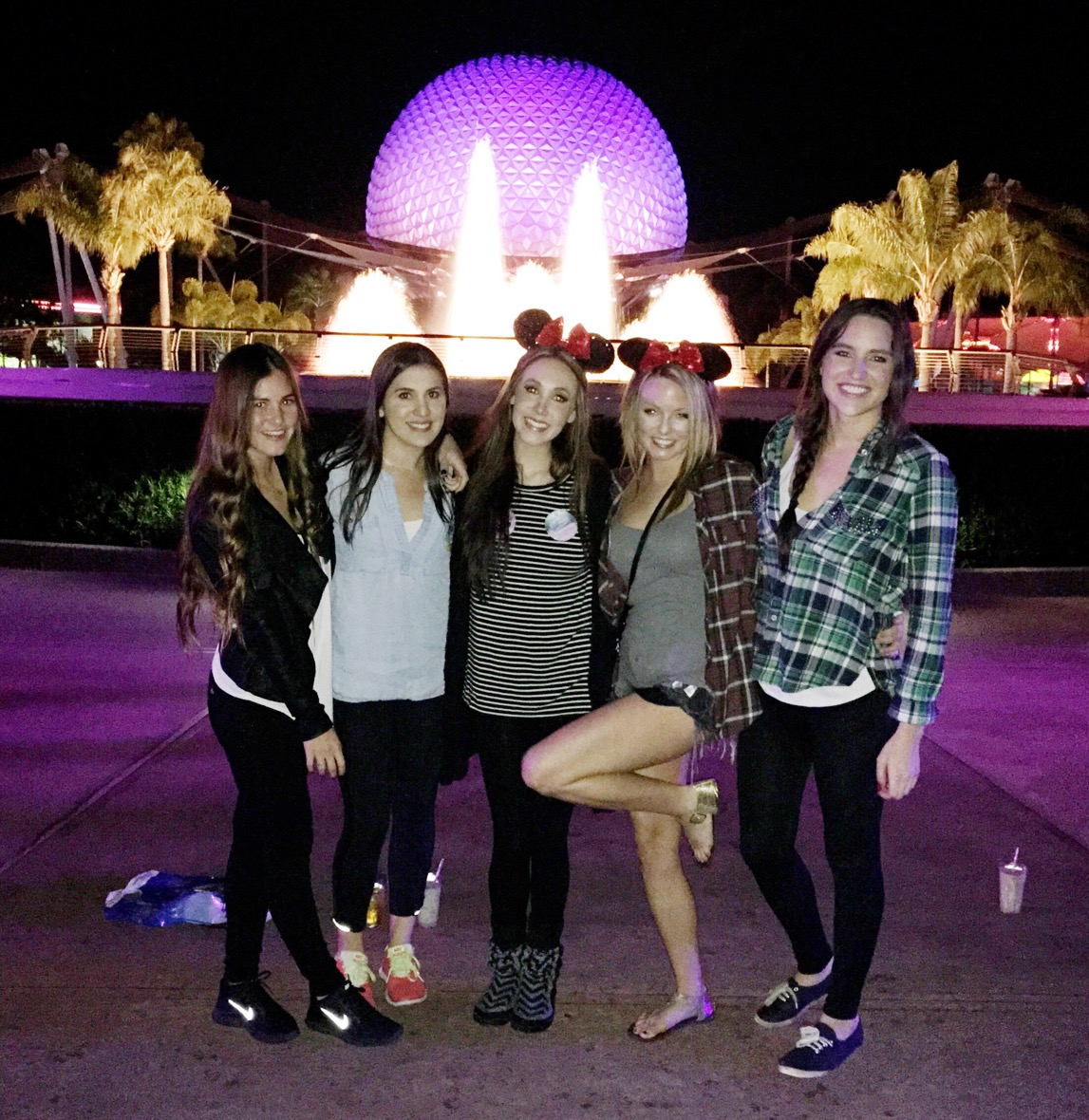 Bachelorette Party at Universal Studios and Disney World