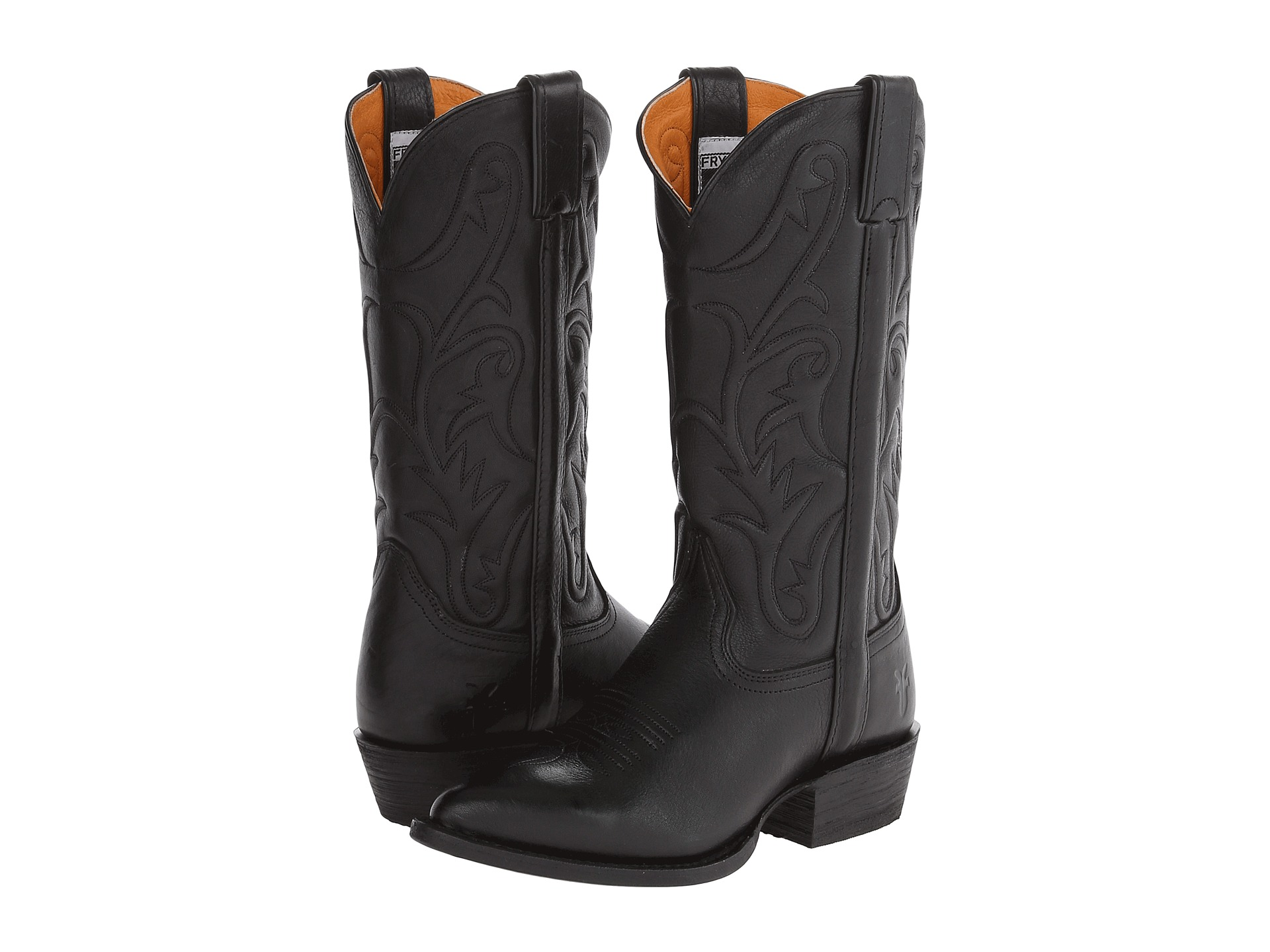 What To Wear When You're Keepin' It Country: Made in USA cowboy boots!