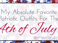 My Favorite Patriotic Made in USA Outfits For 4th Of July!