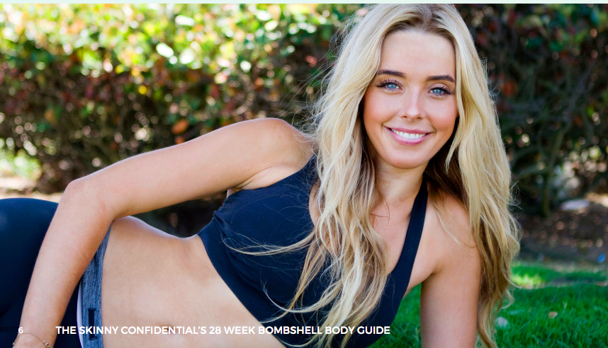 The Bombshell Body Guide by The Skinny Confidential