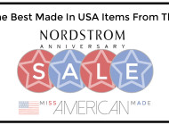 The BEST Made in USA Items At The Nordstrom Anniversary Sale