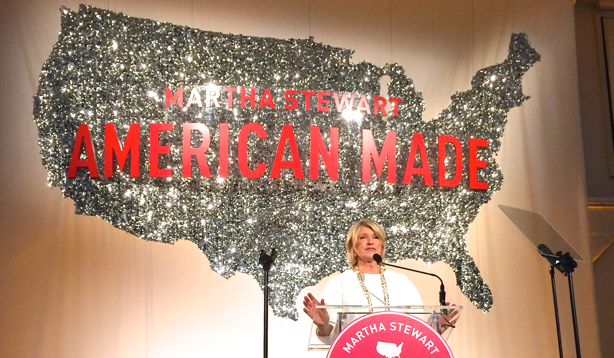 Just bought my ticket to Martha Stewart's American Made Awards 2015! Get all the info HERE