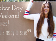 TONS of Labor Day Weekend Sales! Who's ready to save??