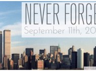 Here's what Never Forget means to me